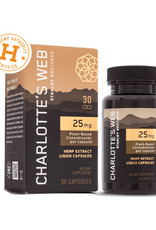 Charlotte's Web CBD Supplement Benefits